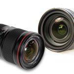 Tipos de objetivos fotográficos más usados