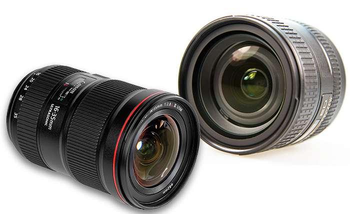¿Qué Tipos de Objetivos se Usan Más y en Qué Tipos de Fotografía se Utilizan?