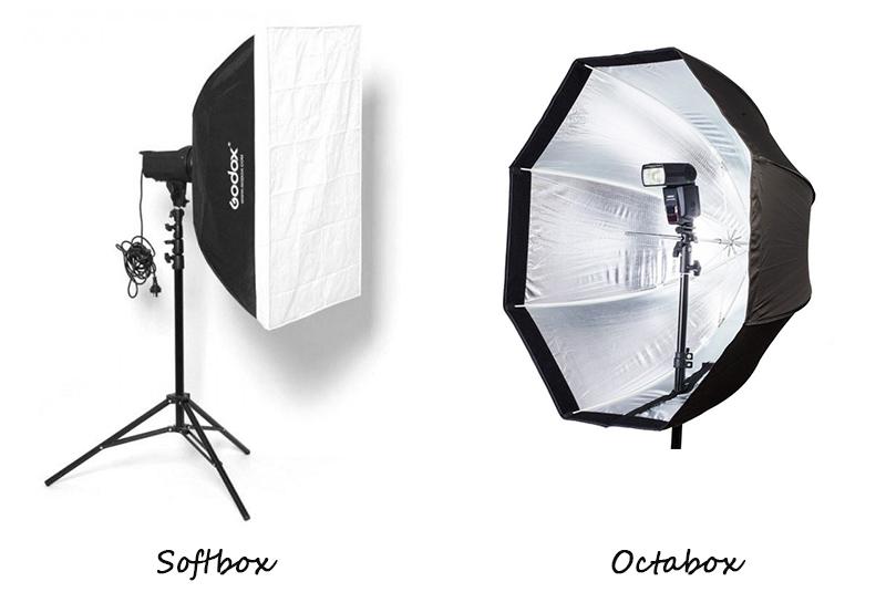 tipos de luces fotografia
