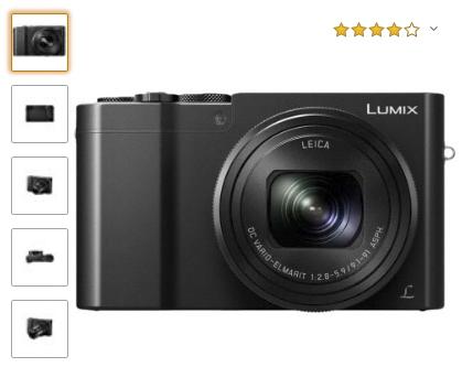 Panasonic Lumix DMC-TZ100EG-K