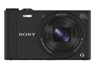 Sony DSC-WX350 - mejores camaras compactas calidad precio 2019