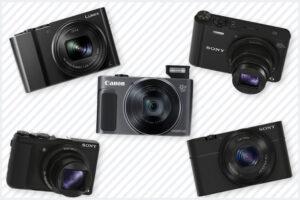 Las 5 mejores cámaras compactas de 2019 – Comparativa