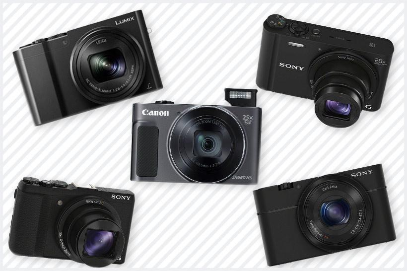 Las 5 mejores cámaras compactas de 2019 – comparativa y guía