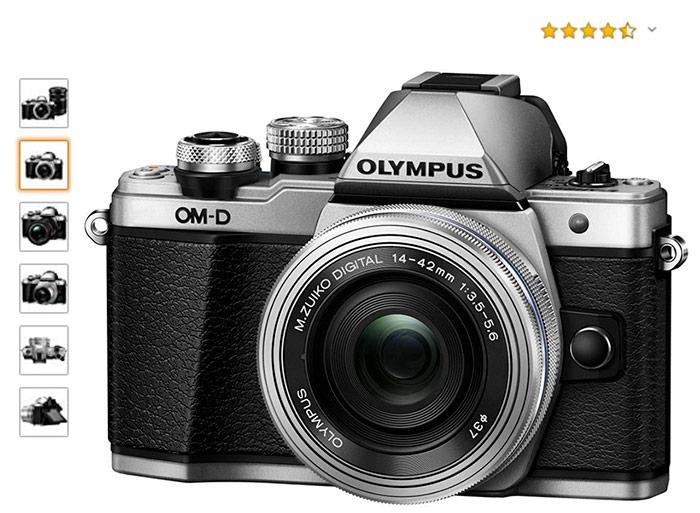 EVIL más populares - Olympus E-M10 Mark II