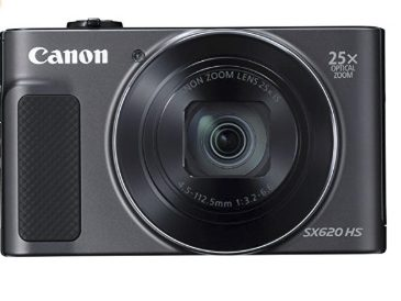 Canon PowerShot SX620 HS - mejores camaras compactas para viajar