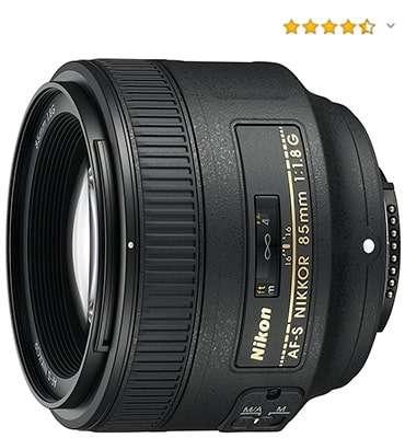 Comprar Objetivo para retrato Nikon