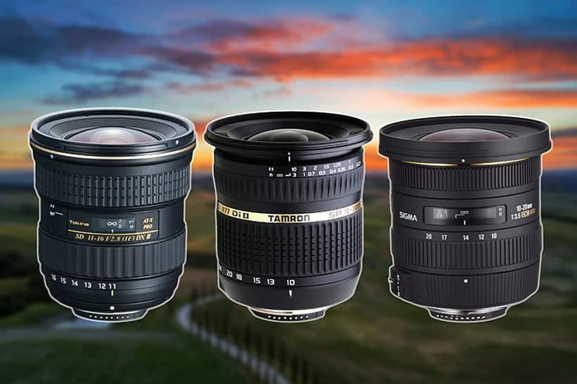 Objetivos Gran Angular Para tu Cámara Nikon DX: Selección de Los Mejores en Calidad-Precio