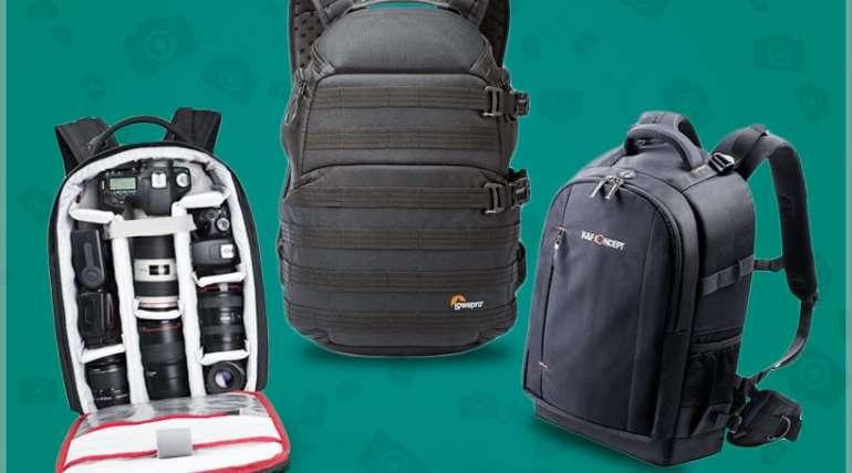 Las mejores mochilas para cámaras réflex o EVIL. Encuentra la mochila ideal para ti