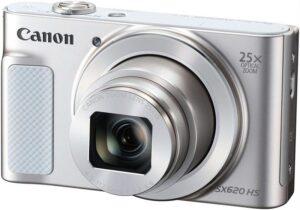 Canon PowerShot SX620 HS   pequeña, ligera y fácil de usar
